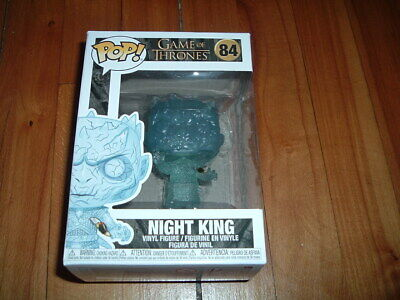 Funko Pop! Night King #84~ Near Mint Condition~ Game Of Thrones Series~