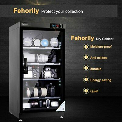 Fehorily Electronic Dry Cabinet Lens Dry Box Canon Nikon Dampproof Storage Box