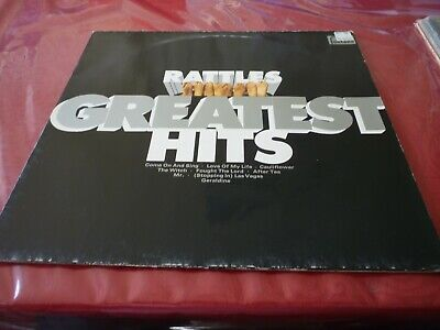 The Rattles---Greatest Hits     Lp    German Pressing
