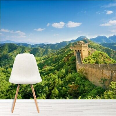 The Great Wall Of China Wall Mural Wallpaper WS-42765