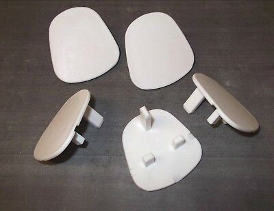 Plug Socket covers. Pack of 5. Protectors. child safety. Top Quality