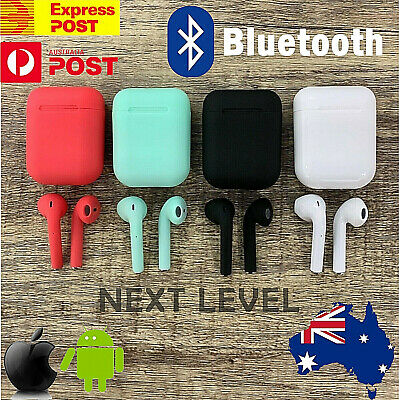 Wireless Bluetooth Earphones Headphones Airpods Apple iPhone Samsung Android