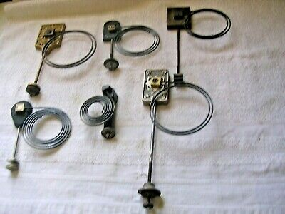 Clock  Parts , 6  Gongs / Chimes