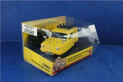 Only Fools and Horses Radio Control Trotters Van with Backfiring Sound Effect