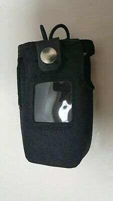 """Nylon Carry Case W/ Bungee Strap and 2"""" Wide Belt Loop  NEW"""