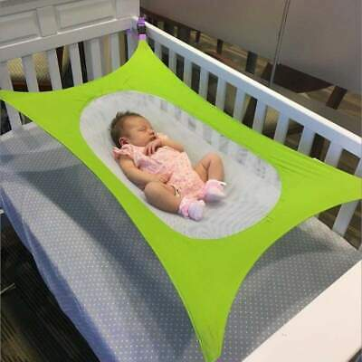 Baby Hammock For Crib Designed To Mimic The Womb Which Helps Soothe