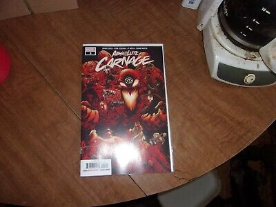Absolute Carnage # 3 2019 Ryan Stegman Main Cover 1st Print Marvel Comics VF/NM