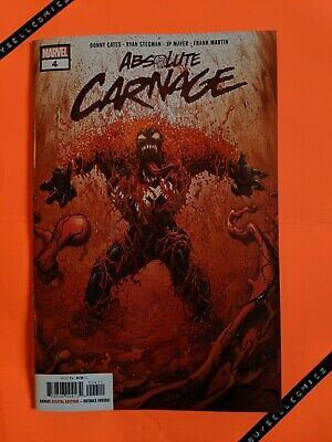 Absolute Carnage #4 Regular Ryan Stegman Cover A Marvel 2019 NM