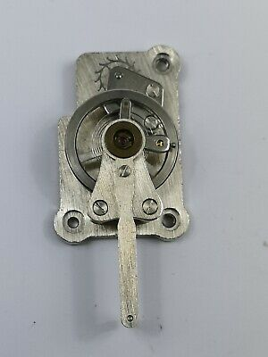 Vintage Clock Platform Escapement - Balance Good, Spins Freely (AB11)