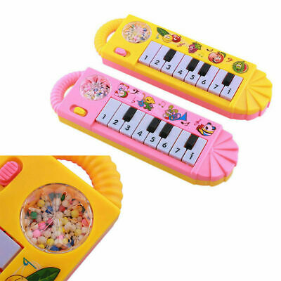 Baby Infant Toddler Kids Musical Piano Toy Early Educational Game Hot For G L1A7