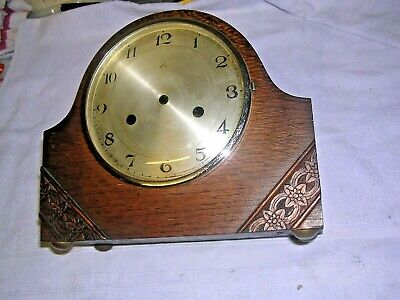 Clock  Parts ,Crossed  Arrows  Clock  Case,  Good