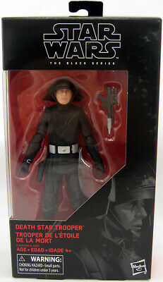 Star Wars The Black Series 6 Inch Action Figure - Death Star Trooper #60