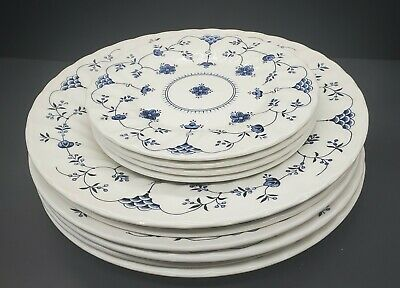 Churchill Finlandia Dinner Plates & Bread Plates
