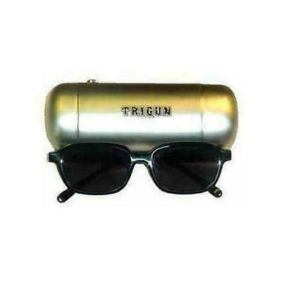Movic Wolfwood Trigun Sunglasses Metal Case Officially Licensed Animate NEW