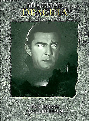 Dracula: The Legacy Collection (DVD, 2004, 2-Disc Set) Free Shipping