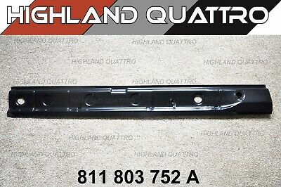 Audi ur quattro coupe inner (right) sill / side member 811803752A