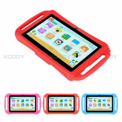 """XGODY 2019 7"""" Android 8.1 Tablet PC 16GB IPS WIFI Kid Children Educational Pad"""