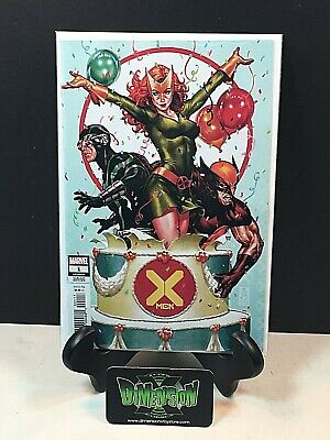 X-Men: Dawn Of X #1 Mark Brooks Party Variant Cover Nm 1St Print Marvel Lgy #645