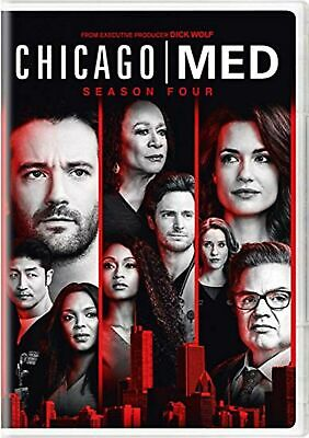 Chicago Med Season Four 4 (DVD, 2019) New and Sealed