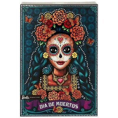 [IN HAND] BARBIE Dia De Muertos - Day of The Dead