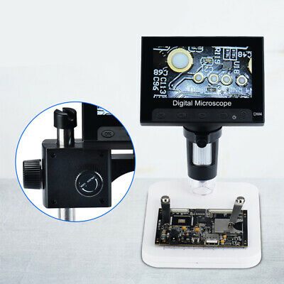 """1suit 4.3""""1000X HD LCD Monitor Electronic Digital Video Microscope LED Magnifier"""
