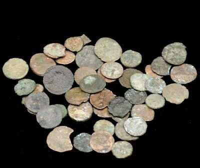 LOT of 45 Ancient Roman Coins