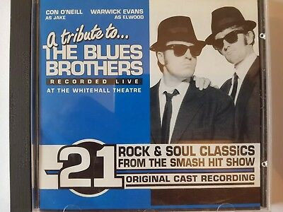 A Tribute To..... The Blues Brothers Recorded Live At The Whitehall Theatre