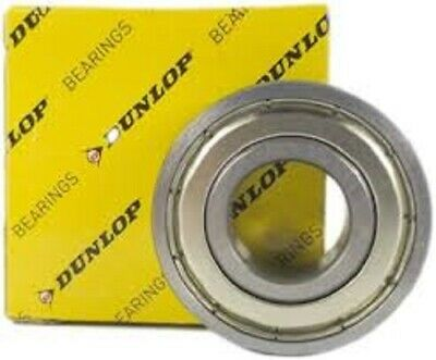 6201-2Z BEARING BY DUNLOP IN SEALED BOX WITH HOLOGRAM. SIZE: 12mm x 32mm x 10mm