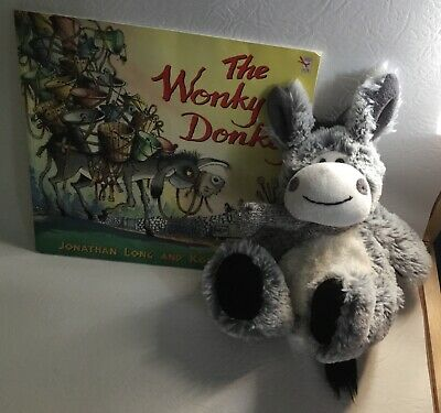 The Wonky Donkey Book and Soft Toy, Educational Resource, Early Years, pictures