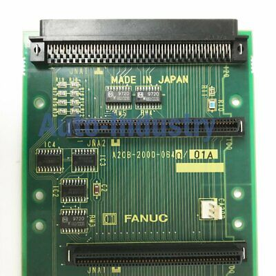 1PC Used Brand Fanuc A20B-2000-0640 tested Fully A20B20000640 Fast Delivery