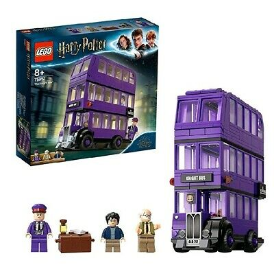 Harry Potter TM: The Knight Bus Lego New In Box 75957