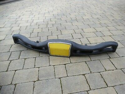 Go kart euro rear bumper & fixing kit / Go Kart