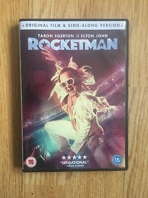 Rocketman [DVD] Brand New