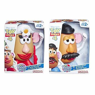*NEW* Mr & Mrs Playskool Potato Head Disney Pixar Toy Story 4 Classic FAST SHIP