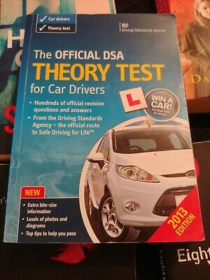 The Official DSA Theory Test for Car Drivers by Driving Standards Agency (Paper…