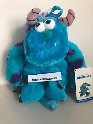 Primark DISNEY SULLEY SULLY Large Hot Water Bottle & Cover Boys Girls Xmas Gift