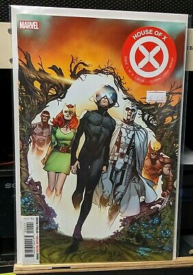 House of X (2019 Marvel) # 1 NM 1st print Uncertified