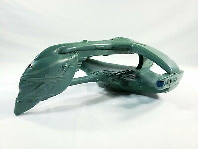 Playmates 1993 Star Trek TNG Romulan Warbird The Next Generation Lights Sounds