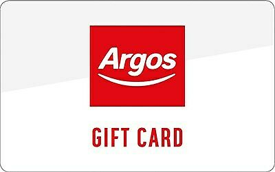 £50 Argos Gift Card - Use instore or online ~ Same day delivery