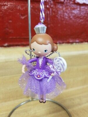 2019 Hallmark Sugar Plum Fairy 1st In The Series Keepsake Ornament Club