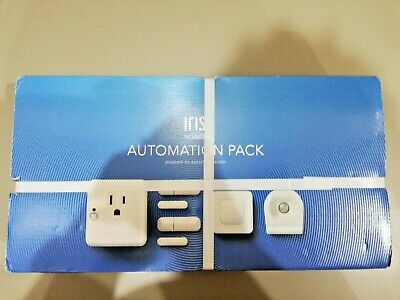Iris Home Automation Pack 9404-L for Iris Smart Hub NEW SEALED!!!