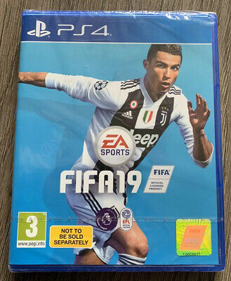 Fifa 19 PS4 NEW SEALED BRAND NEW NOT OPENED
