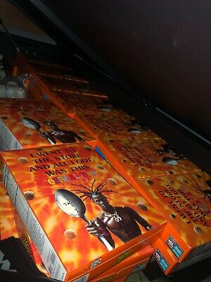 Limited Travis Scott X Reeses Puffs Cereal Family Size -SOLD OUT RARE * 25 BOXES