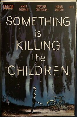 Something is Killing the Children #1 Boom Studios (2019) First Print NM