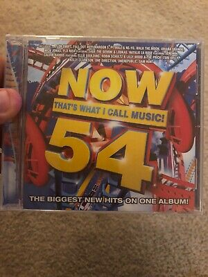 Now Thats What I Call Music 54 CD Brand New