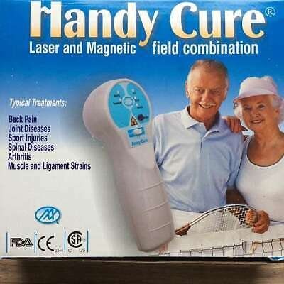 HandyCure'S LLLT Cold Laser Therapy- Pain Relief/ rheumatic, Sport Injuries