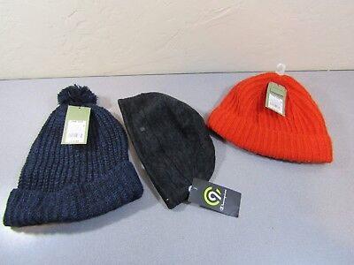 Winter Beanie Womens / Mens Assorted Colors Winter Knit Hat Cap NEW with tags