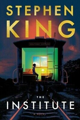 Stephen King The Institute 2019 Hard Cover New