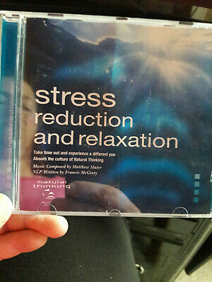Stress Reduction and Relaxation CD