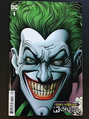 Joker Year of the Villain retailer appreciation variant - one per store